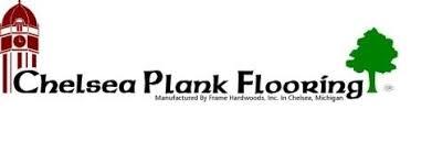 chelsea plank flooring logo
